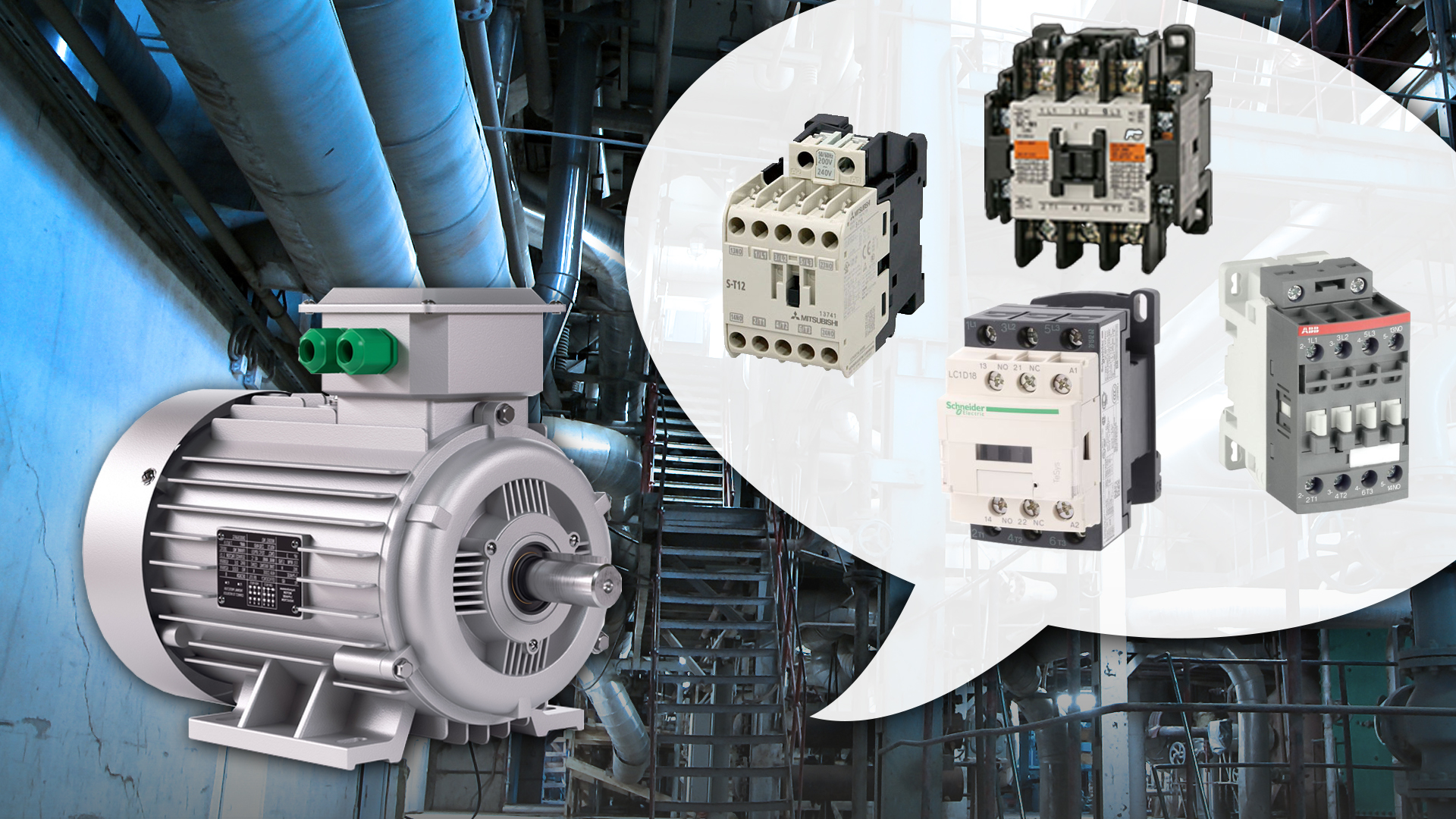 Choosing the right Contactor for your Motor | Factomart