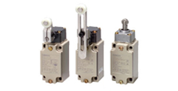 Safety Limit Switches Omron