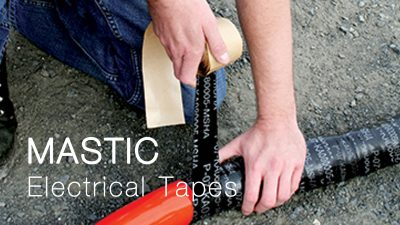 3M Mastic Electrical Tapes
